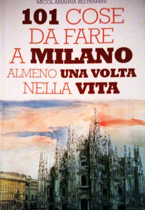 Copertina 101 Cose da Fare a Milano