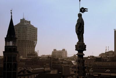Terrazze Duomo - Torre Velasca
