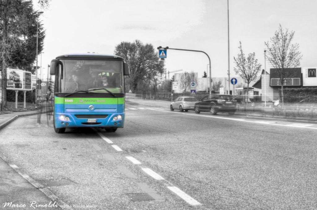 Linea z617 Lainate - Milano Lampugnano