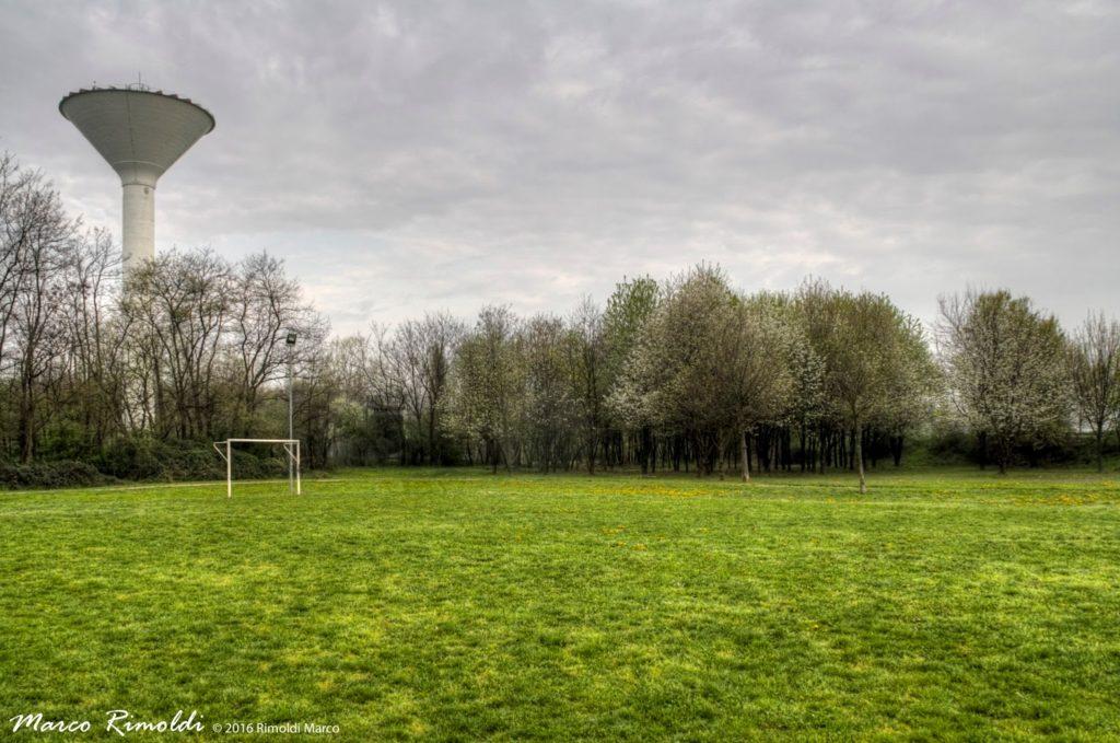 Parco Giochi di Via Einaudi - Via Clerici