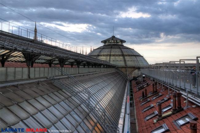 Tetto Galleria Vittorio Emanuele II