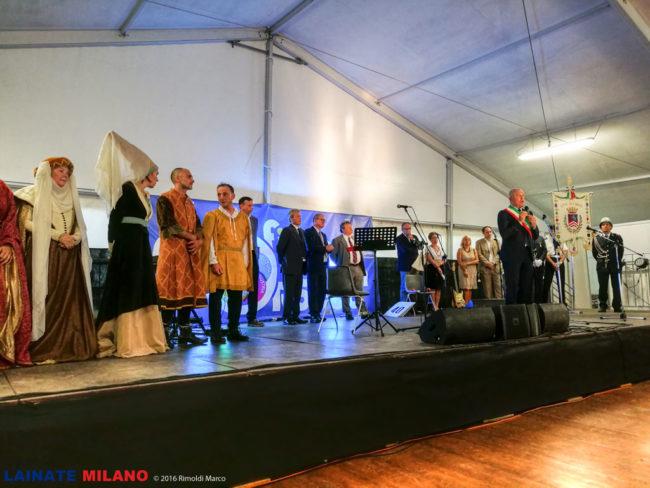 Inaugurazione Fiera di San Rocco