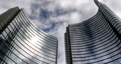 Garibaldi Porta Nuova – Le torri UniCredit (Post 2)
