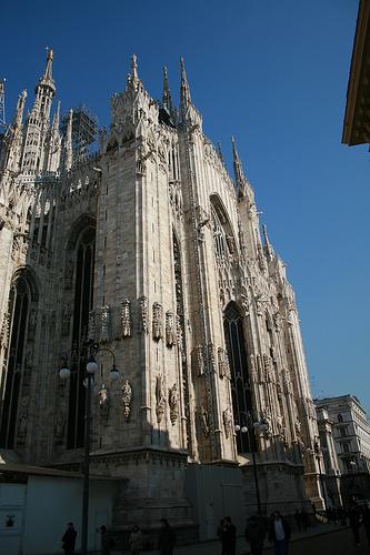Perimetro Duomo