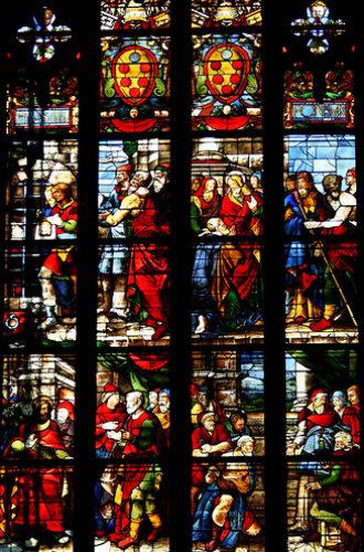 Vetrate Duomo
