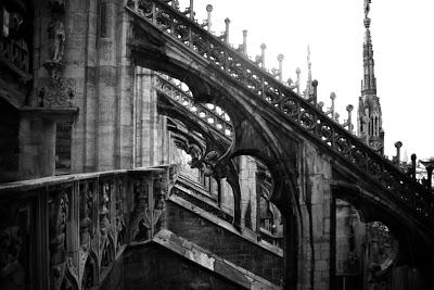 Terrazze Duomo - Contrafforti