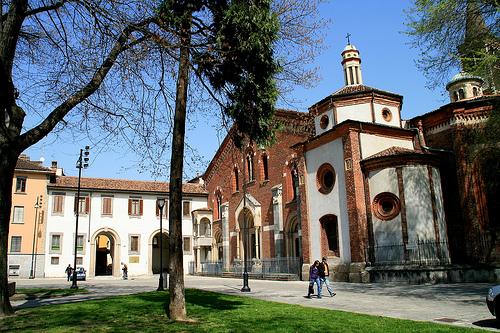 Basilica di Sant'Eustorgio