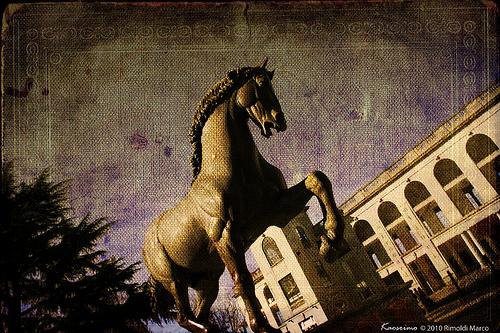 Leonardo's horse