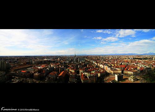 Torre Branca - Panorama