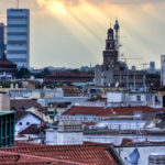City Life, Torre Filarete e Torre Branca da Higline Galleria
