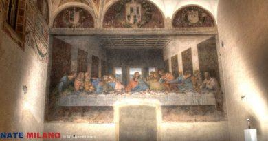 Il Cenacolo Vinciano e la prospettiva aerea